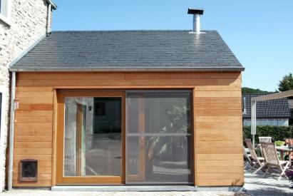 extensions maison passion. Black Bedroom Furniture Sets. Home Design Ideas